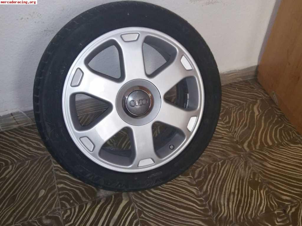 Llantas Audi S3 8l