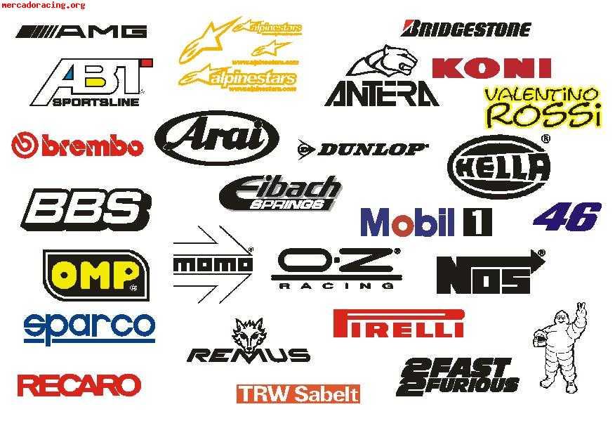Adhesivos y pegatinas venta de elementos de carrocer a for Pegatinas para coches