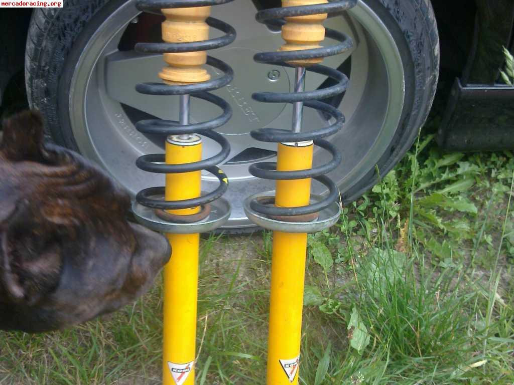 Amortiguadores golf 3 gti